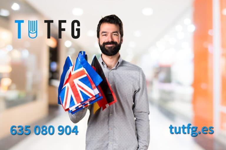 Traducción de trabajos TFG y TFM