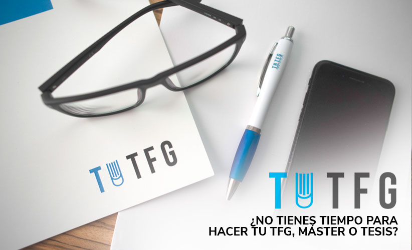 ¿No tienes tiempo para hacer tu TFG, Máster o Tesis?