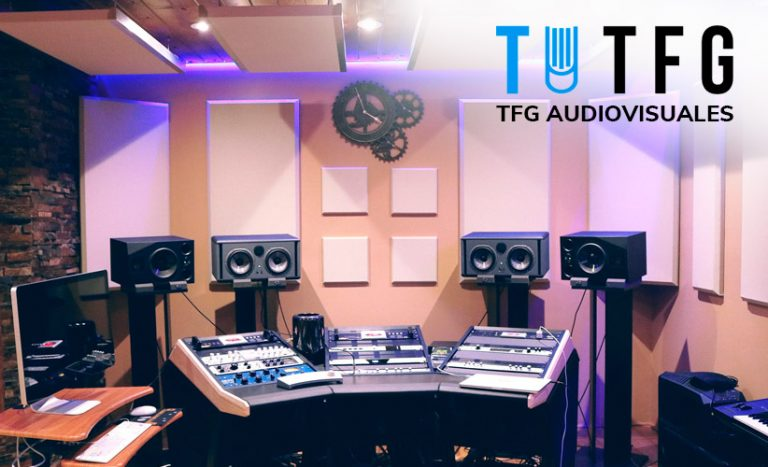 tfg audiovisuales / TFM Audiovisuales