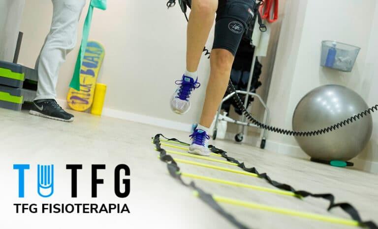 TFG fisioterapia, TFM Fisioterapia