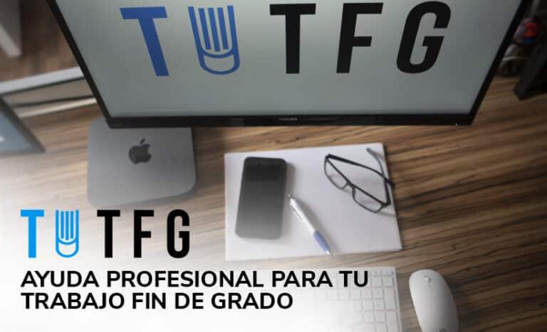 Ayuda profesional para tu Trabajo Fin de Grado