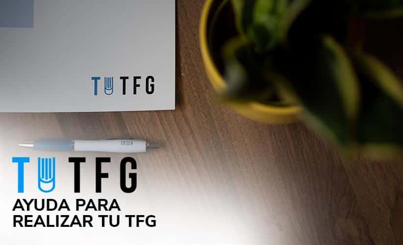Ayuda para realizar TFG
