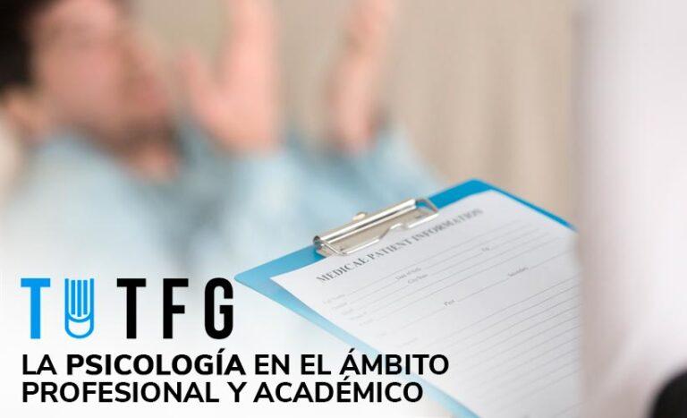 La carrera de psicología en el ámbito académico profesional