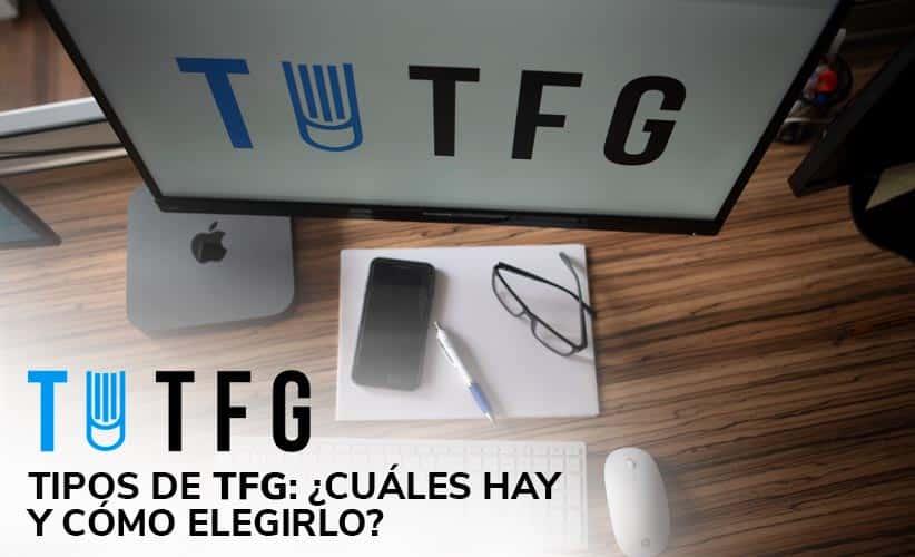 Tipos de TFG