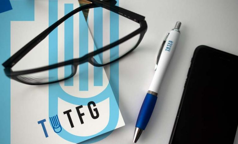 Programa TFG con alegría