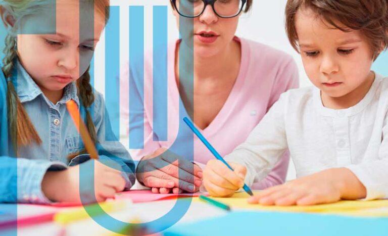 El trabajo en la educación infantil